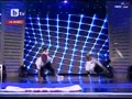 უცხოური ნიჭიერი ბრეიკის მოცეკვავეები