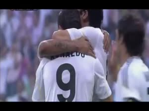 Cristiano Ronaldos one hundred goals for Real Madrid