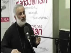 """ბესო მიქავას მამხილებელი ვიდეო (""""ქრისტიანობაში განათლებული კაცის"""")"""