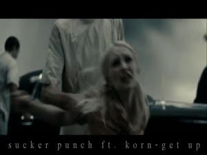 [Sucker Punch] Korn ft. Skrillex - Get Up                             ზან მაგადი კლიპია