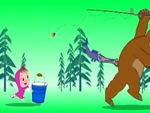 მაშა და დათვი სერია 2