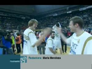 Barcelona 74-91 Real Madrid Copa del Rey 2012