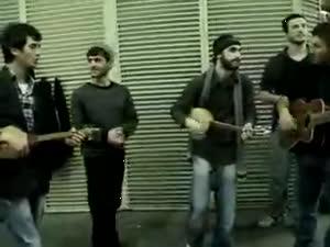 GEORGIAN FOLK MUSIC (GROUP BANI)