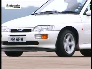 Top Gear ford escort vs subaru impreza