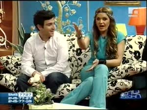 megi gogitize da giorgi tiginashvili real tv2