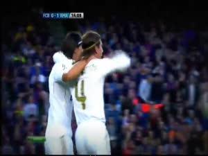 FC Barcelona 1-2 Real Madrid