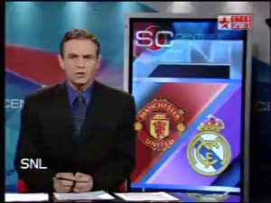 Manchester United vs Real Madrid 4:3 Champions League 2002-2003
