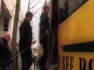 ginaxavt eseti avtobusi?