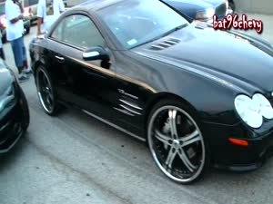 Mercedes Benz SL55 - 1080p HD