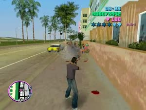 gta vice city vtamashob 1.6 iaragebit :D