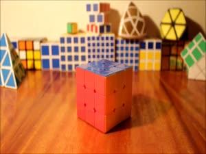 როგორ ავაწყოთ 3x3 რუბიკის კუბი (GEO)