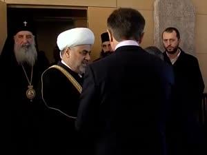 საქართველოს პრემიერ-მინისტრი ამიერკავკასიის მუსლიმთა საბჭოს თავმჯდომარეს შეხვდა
