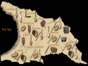 ქართული ხალხური საკრავები - Georgian Folk Instruments
