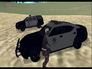 GTA SA | Police Cars Pack
