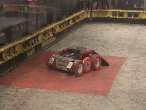ხელნაკეთი რობოტების ბრძოლა