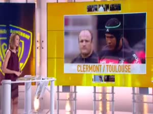 Top 14 Round 25 Clermont Vs Toulouse Highlights