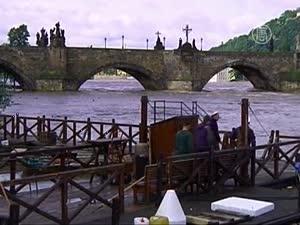 Наводнение в Праге: худшее позади?