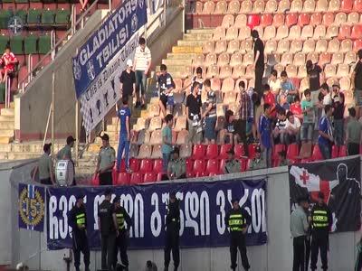 Dinamo Tbilisi 1 - 1 Dinamo Moscow (გლადიატორები)