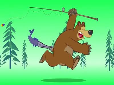 მაშა და დათვი სერია 12