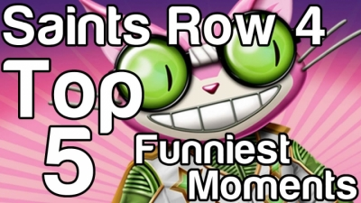 Saints Row 4 Funny Moments