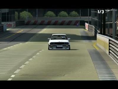 LFS - BMW E30 მაგარი მანქანააა, ვიდიც კაი აქვს და სალონიც!