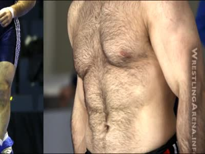 სექსუალური ლუკა ელდარ კურტანიძე Wrestler bulge - Luka Eldar Kurtanidze (Geo)