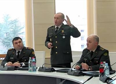 საქართველოს პრემიერ-მინისტრი ირაკლი ღარიბაშვილი საქართველოს შეირაღებული ძალების ხელმძღვანელობას შეხვდა
