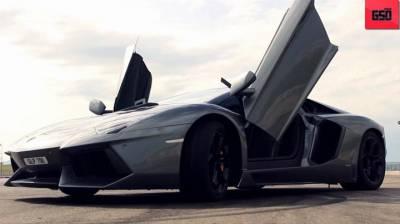 Lamborghini Aventador გადაცემა ავტორბოლა ქართულად