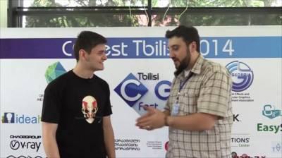 Venatus @ CG Fest Tbilisi 2014