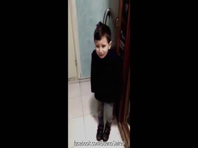 ბავშვს ბოზებში წასვლა უნდა