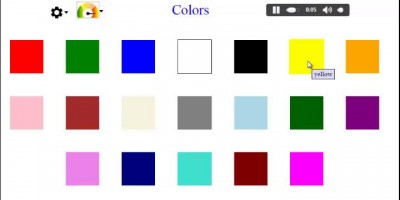 Colors - ფერები