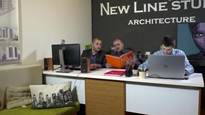 სახლი _ NEW LINE STUDIO  (გადაცემა 1,სეზონი 2)