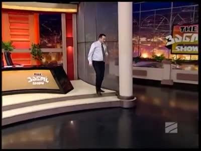 The ვანო'ს Show: პაატა გულიაშვილი, ნიკა არაბიძე, ზურიკო ყურაშვილი