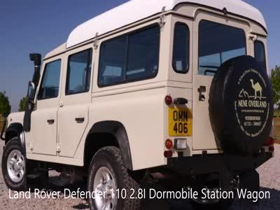 Land Rover Defender 110 2.8 I Dormobile Station Wagon