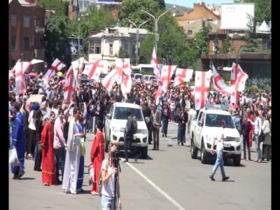 17 მაისი - მსვლელობა ხატით და დღე, რომელიც ლგბტ თემმა ვერ აღნიშნა