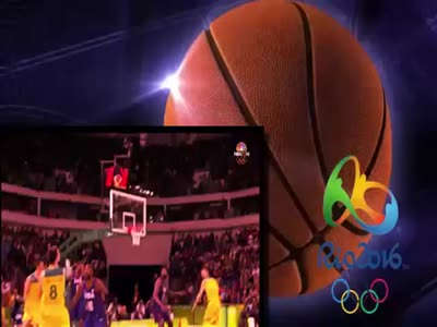 USA vs SERBIA RIO 2016 BASKETBALL FULL GAME 12/08/2016