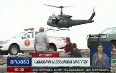 ზღვაში სამხედრო წვრთნების დროს გონიოში დაღუპა ორი ჯარისკაცი