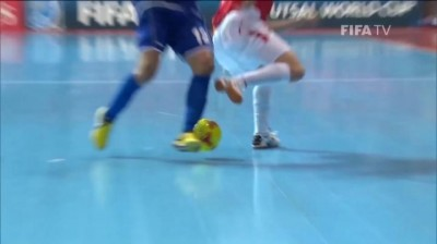 AWESOME Futsal Highlights [OFFICIAL WORLD CUP 2012]