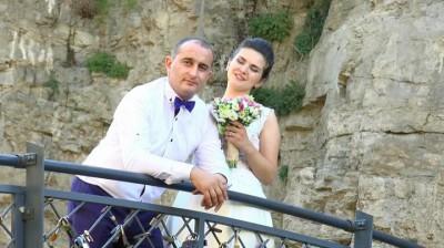 ულამაზესი წყვილის ქორწილი