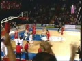 Bu and Vika - alley-oop dunk