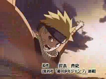 Naruto op2  haruka kanata