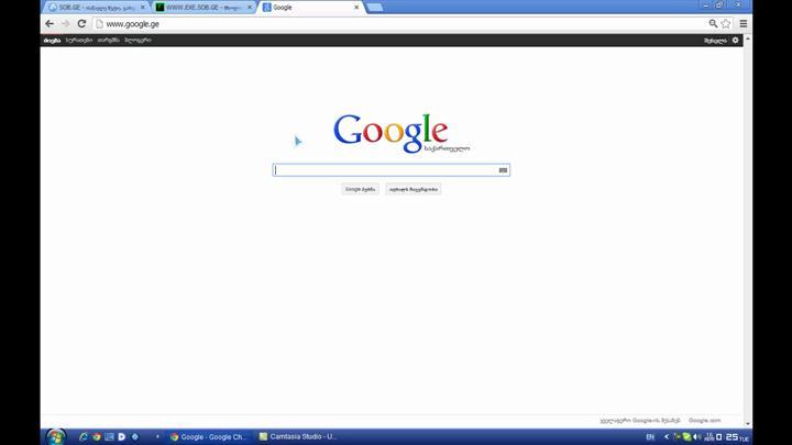 Как сделать гугл стартовой страницей на андроид