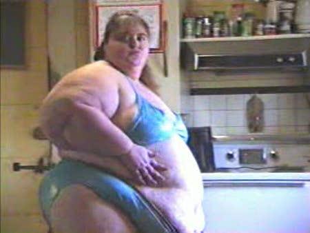 Фото тетки голые полные