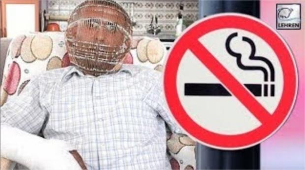 თურქმა მამაკაცმა სიგარეტზე თავის დანებების ორიგინალური მეთოდი მოიფიქრა (ვიდეო)