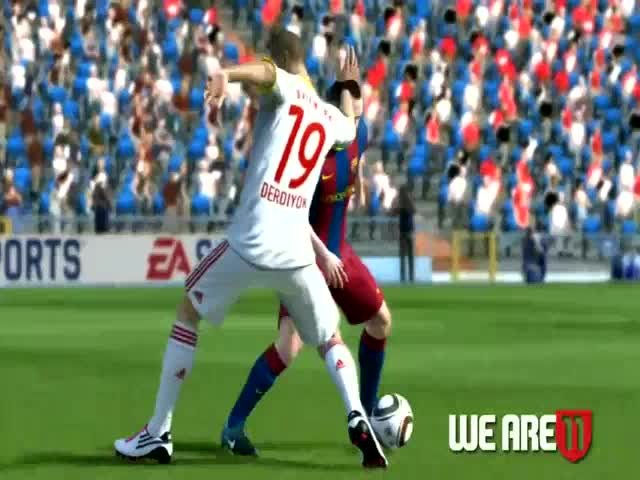 Fifa 08 - ფინტები