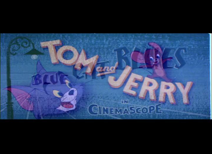 TOM & JERRY - 103 - Blue Cat Blues (1956-11-16) avi - MYVIDEO