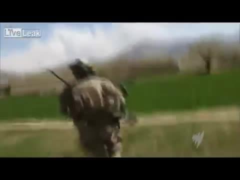 U S Special Forces in Heavy Firefight - Combat Footage - SKYNET