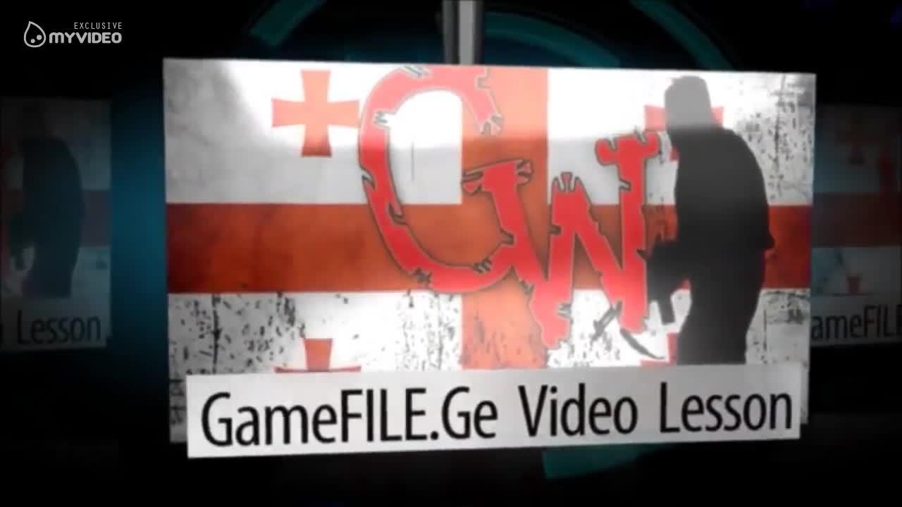 GameFILE Ge Lesson - TXD Workshop -ით მანქანაზე