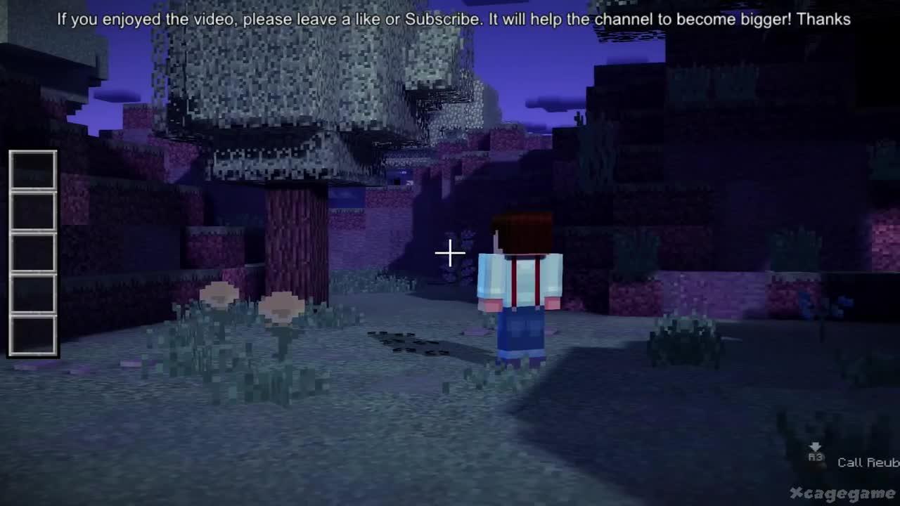 Minecraft Story Mode Episode 1 Gameplay Walkthrough Part 2 Hd