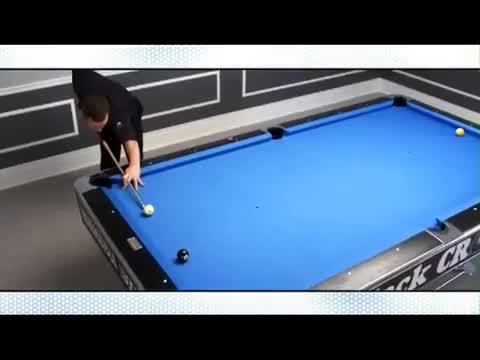 Mastering Pool 13 - Cue Ball Control Pt 1 - MYVIDEO